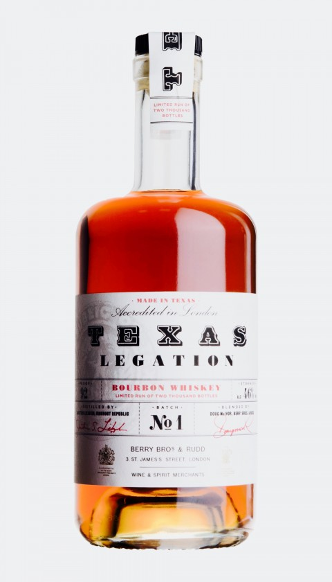 Texas Legation Bourbon Whiskey