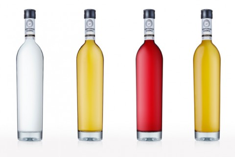 Virtuous Vodka range
