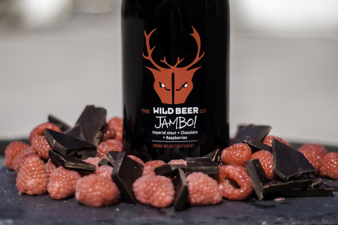 The Wild Beer Co Jambo